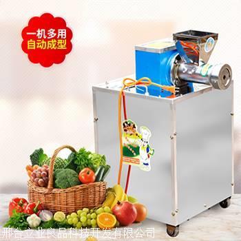 LEARPIN/立业良品 宁河县面食机价格 多功能螺丝面机