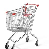 廠家供應 DKHJ-001蘭州超市購物車 兒童購物車 電梯輪手推車