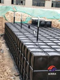 抗浮式箱泵一體化應用優勢