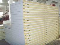 昌平區聚氨酯冷庫板 睿哲公司 聚氨酯冷庫板多少錢1平方