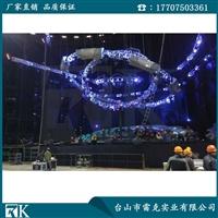 国标铝合金6082-T6桁架 truss架  铝合金插销桁架灯架 大舞台设备