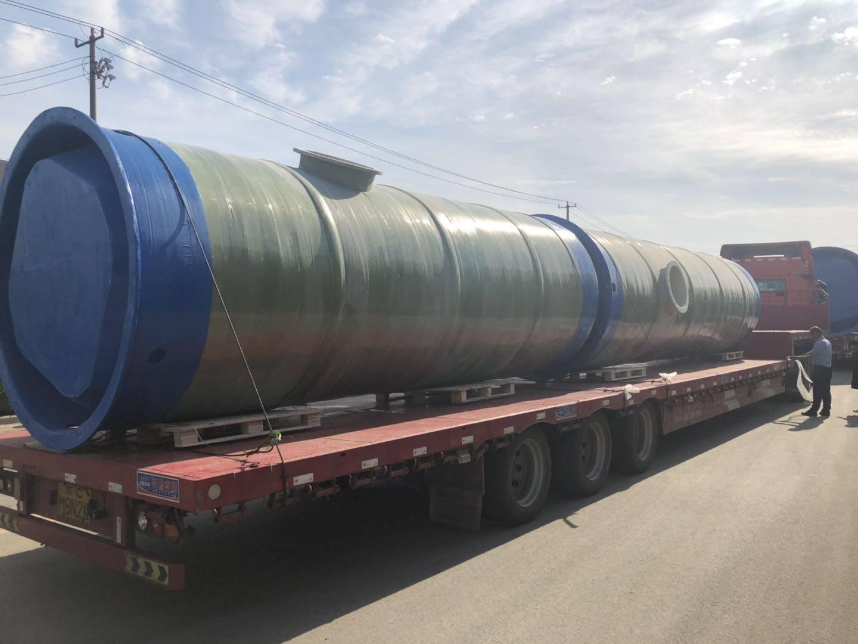 一体化污水提升泵站厂家 盐城润平