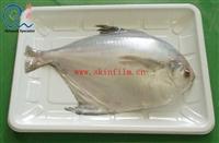 平价海鲜贴体包装膜  海鲜真空贴体包装膜 水产品贴体包膜找峰源