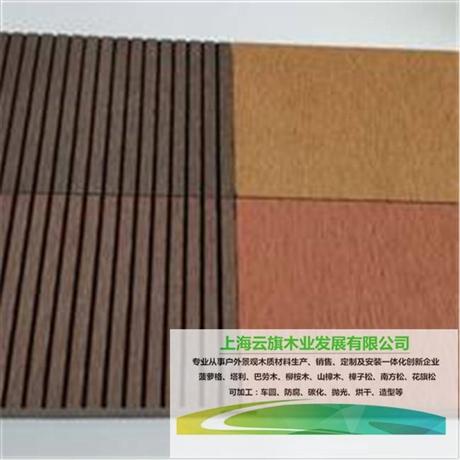 简析木塑地板质量信息,选择木塑产品看两点