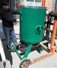 哈尔滨喷砂机 生产厂家 沈阳吉成通 专业生产