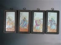 哪里可以在线咨询人物瓷板画
