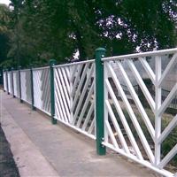 市政道路隔离栏 焊接护栏 锌钢活动式道路隔离栏