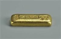 甘肃古代金锭的图片及价值