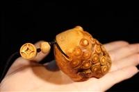 竹雕金蟾在哪里私下交易价格高