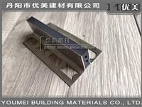 吉林不锈钢分割缝t型分割条