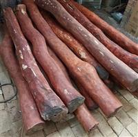 在内蒙哪里可以买卖交易紫檀原木