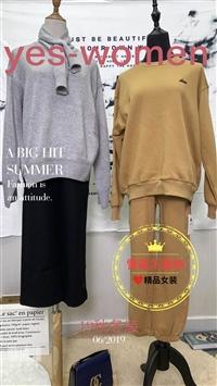 个性女装品牌女装货源yeswomen新款秋冬装外套批发市场