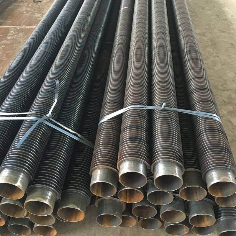 工业翅片管散热器质量可靠