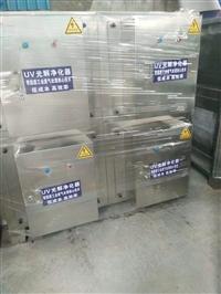 清远UV光解用于什么行业,怎样处理工业废气