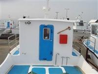 威海定制生产BY8818系列休闲海钓船
