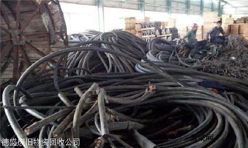 深圳平湖专业回收电线