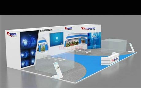 上海闸北区 特装展厅设计 标摊搭建 选上海展览展示设计搭建公司