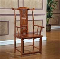 红木帽椅在哪里拍卖成交快