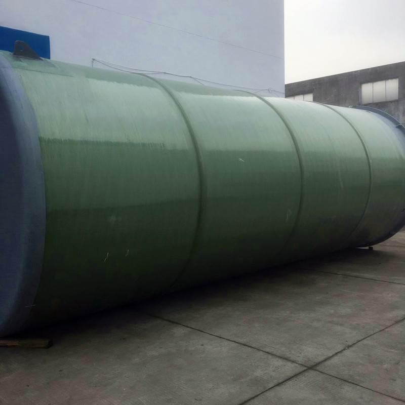 舟山一體化污水提升泵站