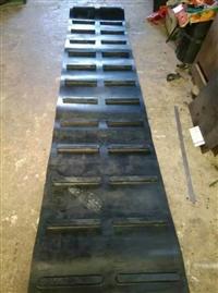 来样加工耐热橡胶板 支架价格公道