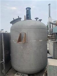 二手5540L不銹鋼攪拌罐價格 轉讓二手不銹鋼儲罐價格