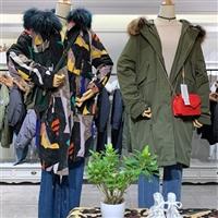 芭芭利亞派克服 19冬 高端品牌女裝 折扣尾貨批發貨源
