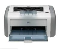 杭州惠普HP1020黑白激光打印机租赁