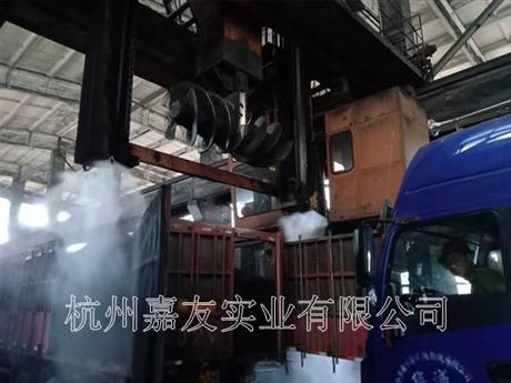 工业厂房喷雾降尘设备