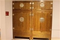 金絲楠衣柜鑒定特點和拍賣價格