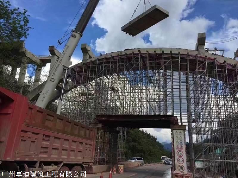 曲靖桥台切割拆除工艺