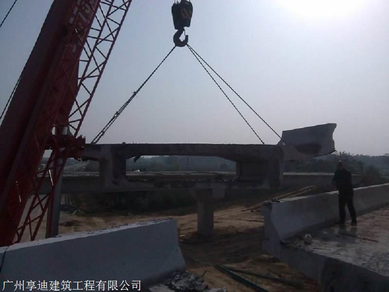 曲靖桥梁拆除切割工艺