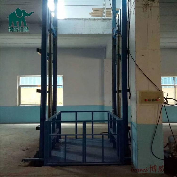 廠房簡易升降貨梯報價 廠家定制 廠房倉庫液壓升降貨梯