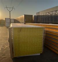 崂山区聚氨酯彩钢板市场走中汇钢构