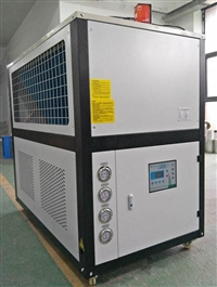 冷水机的排气温度