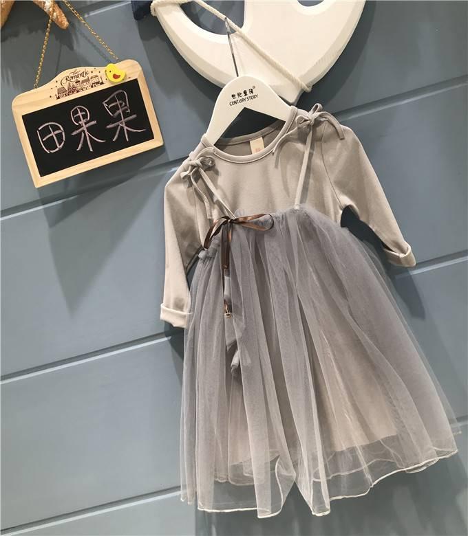 廣州田果果秋季新款童裝廠家直銷