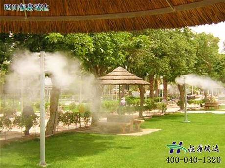 成都户外喷雾降温设计公司