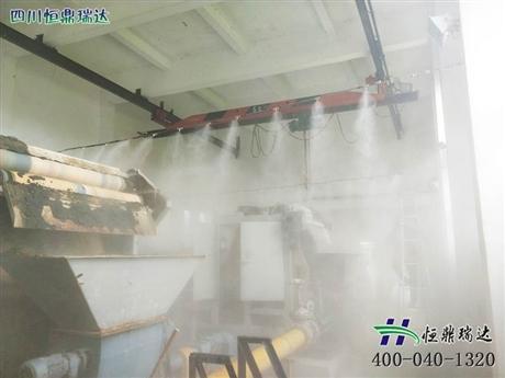 喷雾除臭设备多少钱