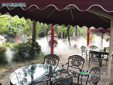 餐厅庄园景观喷雾有什么用