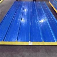 聚氨酯金属外墙板  彩钢聚氨酯复合板北戴河区找哪家中汇建筑钢品