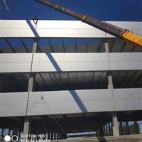聚氨酯岩棉复合板墙面  聚氨酯金属外墙板丰润区批发价中汇建筑钢