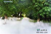 游乐园户外喷雾降温系统