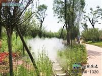 垃圾站喷雾除臭方案