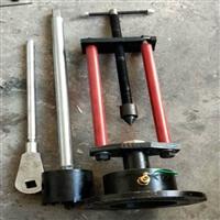 50-200带压开孔机,手动带压水钻,管道带压开孔器