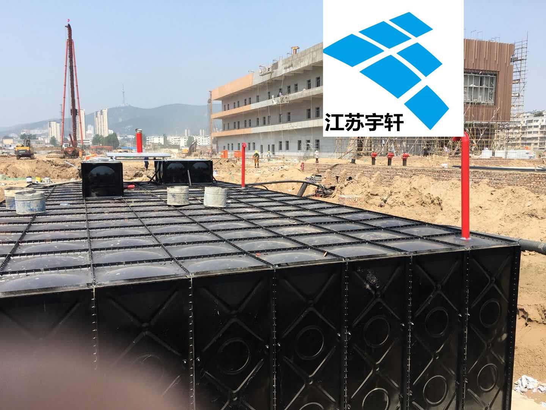 南通地埋式消防箱泵一体化厂家定制生产