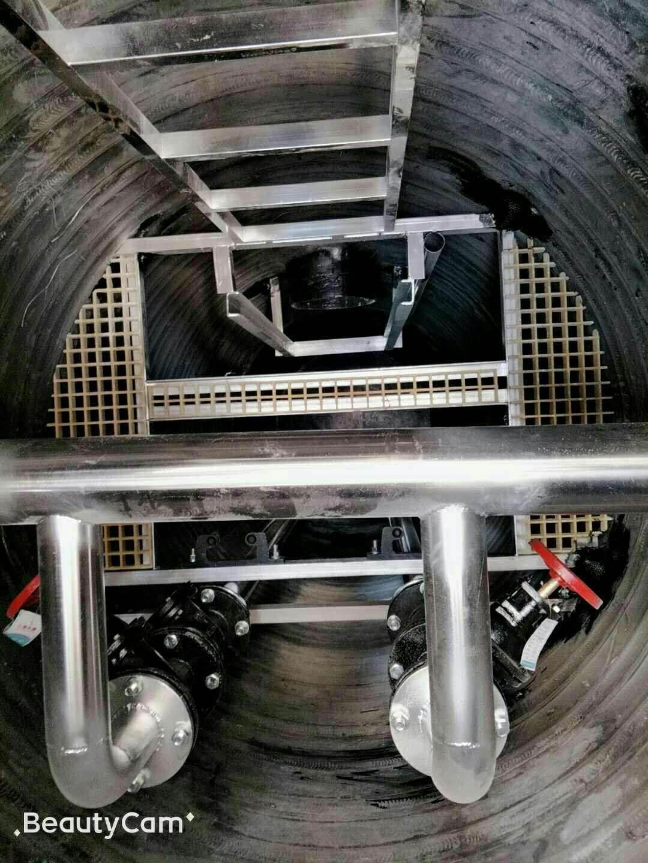 臺州PE材質一體化泵站性能和優勢