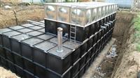 无锡地埋式箱泵一体化泵站  润平精工打造