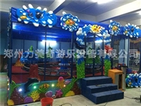 喷球车,儿童游乐设备,喷球车价格和参数