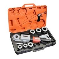SQ25手持式电动套丝机,1寸水管攻丝机,便携式电动套丝机