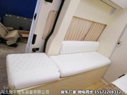 广东国六福特全顺房车多少钱价格亲民