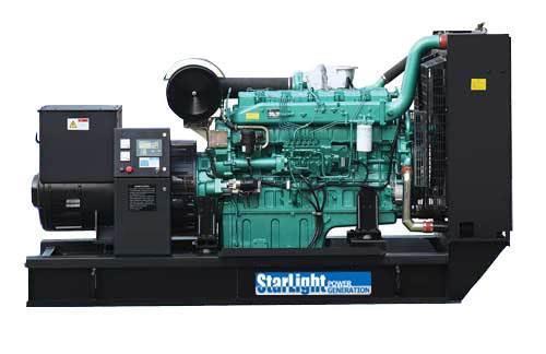 720千瓦的柴油发电机价格